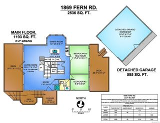 Photo 15: 1869 Fern Rd in : CV Courtenay North House for sale (Comox Valley)  : MLS®# 881523