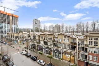 """Photo 18: 416 121 BREW Street in Port Moody: Port Moody Centre Condo for sale in """"ROOM (AT SUTERBROOK)"""" : MLS®# R2552140"""