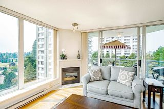 """Photo 5: 706 739 PRINCESS Street in New Westminster: Uptown NW Condo for sale in """"BERKLEY PLACE"""" : MLS®# R2609969"""