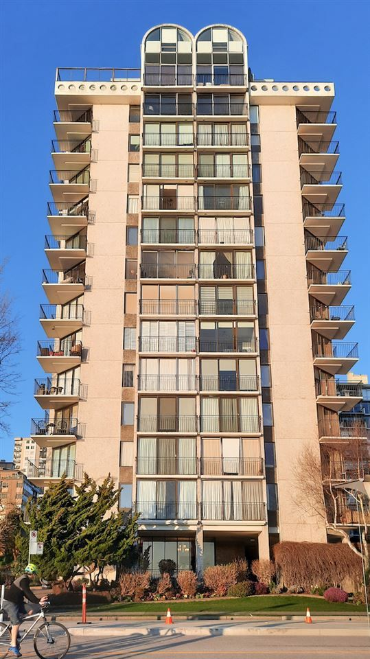 """Main Photo: 803 1575 BEACH Avenue in Vancouver: West End VW Condo for sale in """"Plaza Del Mar"""" (Vancouver West)  : MLS®# R2551177"""