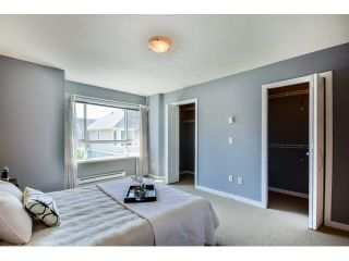 """Photo 14: 9 20159 68 Avenue in Langley: Willoughby Heights Townhouse for sale in """"VANTAGE"""" : MLS®# F1449062"""