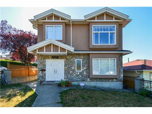 Main Photo: 3087 RUPERT STREET in : Renfrew Heights House for sale : MLS®# V1140596