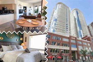 Photo 1: 2001 10136 104 Street in Edmonton: Zone 12 Condo for sale : MLS®# E4254828