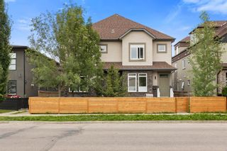 Main Photo: 2 3708 16 Street SW in Calgary: Altadore Row/Townhouse for sale : MLS®# A1132124