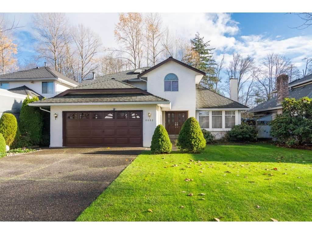 """Main Photo: 8692 141 Street in Surrey: Bear Creek Green Timbers House for sale in """"BROOKSIDE"""" : MLS®# R2356478"""