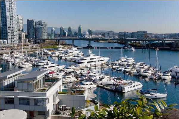 Main Photo: 905 1288 Marinaside Crescent in Vancouver: Yaletown Condo for sale (Vancouver West)  : MLS®# v876287