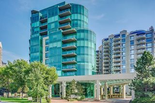 Main Photo: 201 837 2 Avenue SW in Calgary: Eau Claire Apartment for sale : MLS®# A1059341