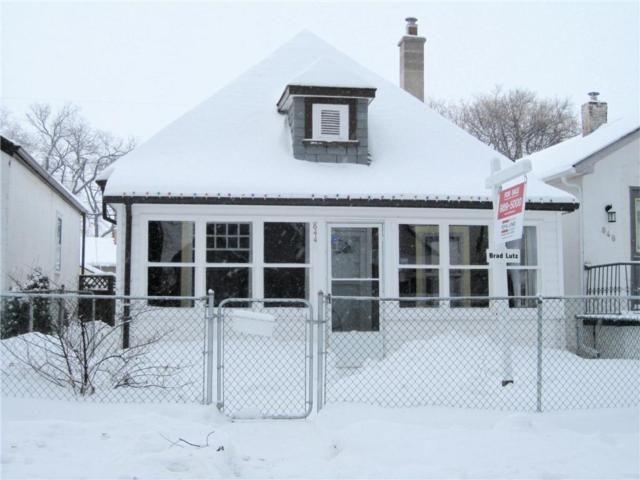 Main Photo: 844 Ashburn Street in WINNIPEG: West End / Wolseley Residential for sale (West Winnipeg)  : MLS®# 1001821