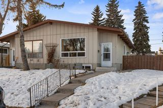 Photo 1: 216A Allan Crescent SE in Calgary: Acadia Semi Detached for sale : MLS®# A1062282