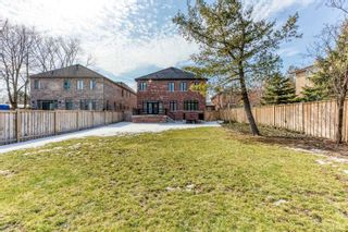 Photo 36: 2453 Old Carriage Road in Mississauga: Erindale House (2-Storey) for sale : MLS®# W5142877