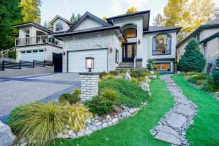 Main Photo: 142 PARKSIDE Drive in Port Moody: Heritage Mountain House for sale : MLS®# R2625292