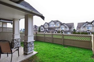 Photo 10: 73 18221 68 Avenue in Surrey: Cloverdale Townhouse for sale : MLS®# F1002771