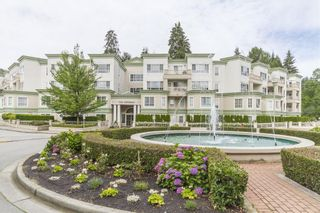 """Photo 1: 201 2960 PRINCESS Crescent in Coquitlam: Canyon Springs Condo for sale in """"THE JEFFERSON"""" : MLS®# R2082440"""