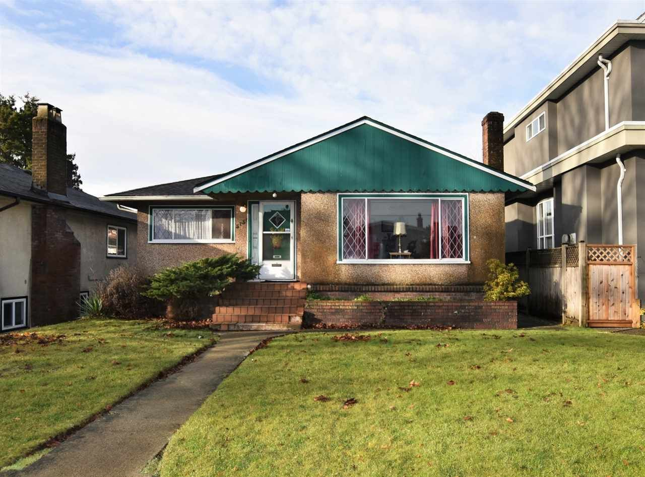 Main Photo: 5751 SOPHIA Street in Vancouver: South Vancouver House for sale (Vancouver East)  : MLS®# R2559727
