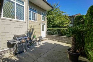 "Photo 37: 4 22865 TELOSKY Avenue in Maple Ridge: East Central Townhouse for sale in ""WINDSONG"" : MLS®# R2496443"