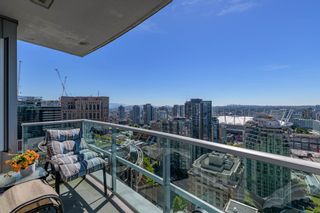"""Photo 21: 2805 833 HOMER Street in Vancouver: Downtown VW Condo for sale in """"Atelier"""" (Vancouver West)  : MLS®# R2597452"""