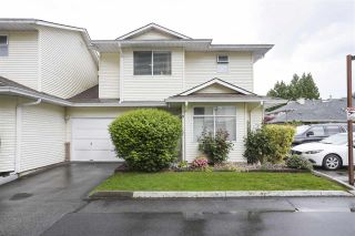 "Photo 1: 5 11934 LAITY Street in Maple Ridge: West Central Townhouse for sale in ""LAITY SQUARE"" : MLS®# R2458063"