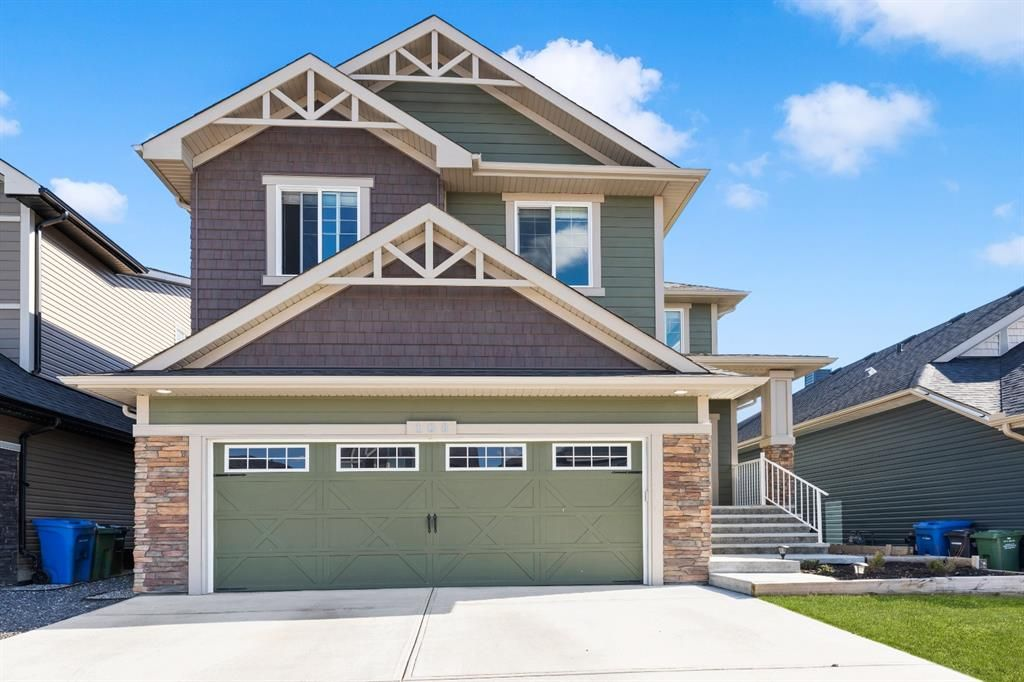 Main Photo: 108 Mount Rae Heights: Okotoks Detached for sale : MLS®# A1105663
