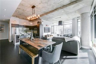Photo 4: 10 Morrison St Unit #405 in Toronto: Waterfront Communities C1 Condo for sale (Toronto C01)  : MLS®# C4095581