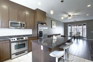 Photo 6: 47 WEST SPRINGS Lane SW in Calgary: West Springs Row/Townhouse for sale : MLS®# A1039919
