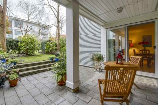 "Photo 13: 110 1868 W 5TH Avenue in Vancouver: Kitsilano Condo for sale in ""Greenwich"" (Vancouver West)  : MLS®# R2122472"