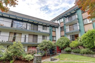 """Main Photo: 209 5450 EMPIRE Drive in Burnaby: Capitol Hill BN Condo for sale in """"EMPIRE PLACE"""" (Burnaby North)  : MLS®# R2609962"""
