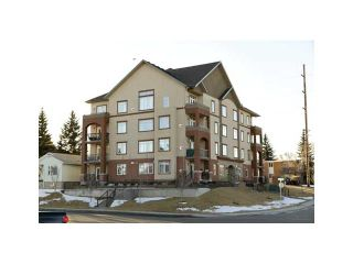 Photo 1: 102 2419 CENTRE Street NW in CALGARY: Tuxedo Condo for sale (Calgary)  : MLS®# C3515174