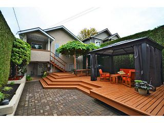 Photo 12: 3058 W 12TH Avenue in Vancouver: Kitsilano House for sale (Vancouver West)  : MLS®# V1024417