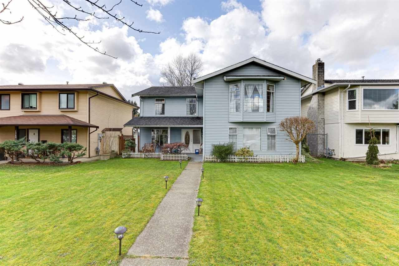 Main Photo: 1964 TAYLOR Street in Port Coquitlam: Lower Mary Hill House for sale : MLS®# R2560810
