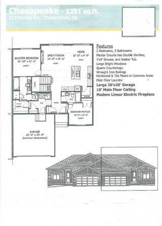 Photo 2: 113 Marina Key: Chestermere Semi Detached for sale : MLS®# C4280740