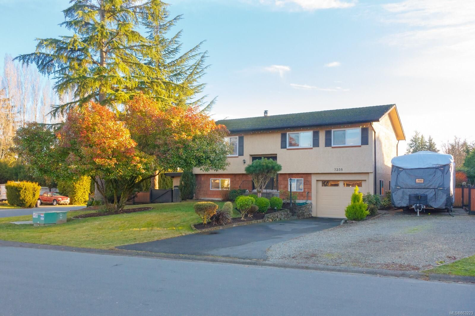 Main Photo: 7238 Early Pl in : CS Brentwood Bay House for sale (Central Saanich)  : MLS®# 863223