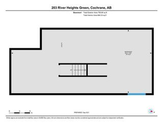 Photo 31: 203 River Heights Green: Cochrane Detached for sale : MLS®# A1145200