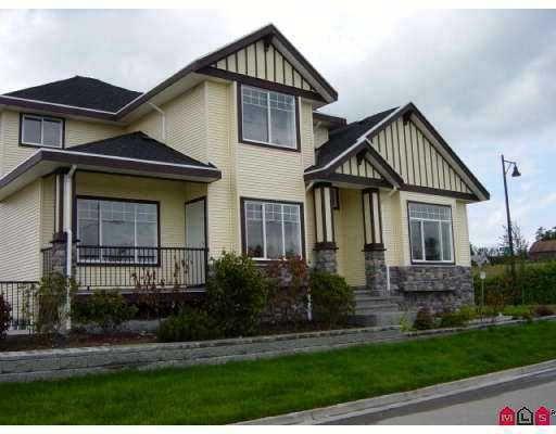 "Main Photo: 16514 64TH AV in Surrey: Cloverdale BC House for sale in ""Clover Ridge"" (Cloverdale)  : MLS®# F2506173"