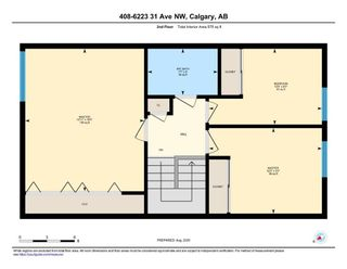 Photo 34: 408 6223 31 Avenue NW in Calgary: Bowness Row/Townhouse for sale : MLS®# A1024048