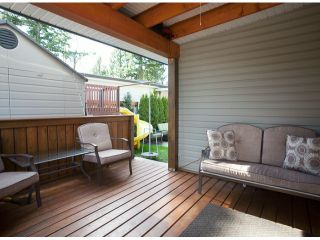 """Photo 20: 213 3665 244TH Street in Langley: Otter District Manufactured Home for sale in """"Langley Grove Estates"""" : MLS®# F1407635"""