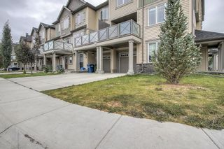 Photo 2: 129 Windstone Park SW: Airdrie Row/Townhouse for sale : MLS®# A1137155