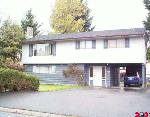 Main Photo: 11825 71A AV in Delta: Sunshine Hills Woods House for sale (N. Delta)  : MLS®# F2523305