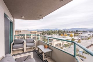 """Photo 26: 803 32440 SIMON Avenue in Abbotsford: Abbotsford West Condo for sale in """"TRETHEWEY TOWER"""" : MLS®# R2625471"""