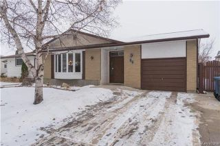 Photo 20: 86 Cartwright Road in Winnipeg: Maples Residential for sale (4H)  : MLS®# 1729664