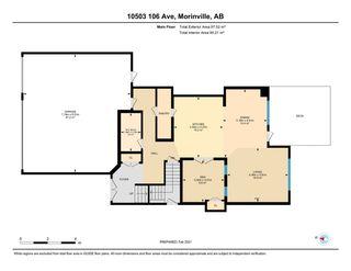 Photo 48: 10503 106 Avenue: Morinville House for sale : MLS®# E4229099