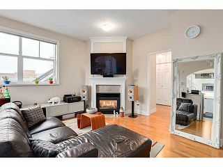 "Photo 2: 403 2588 ALDER Street in Vancouver: Fairview VW Condo for sale in ""BOLLERT PLACE"" (Vancouver West)  : MLS®# V1104076"