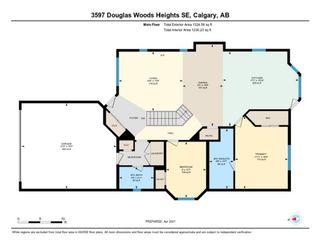 Photo 21: 3597 Douglas Woods Heights SE in Calgary: Douglasdale/Glen Detached for sale : MLS®# A1089528