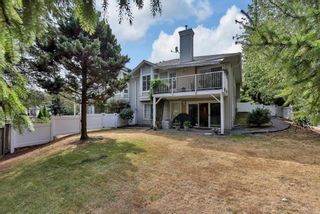 """Photo 33: 7 16888 80 Avenue in Surrey: Fleetwood Tynehead Townhouse for sale in """"STONECROFT"""" : MLS®# R2610789"""