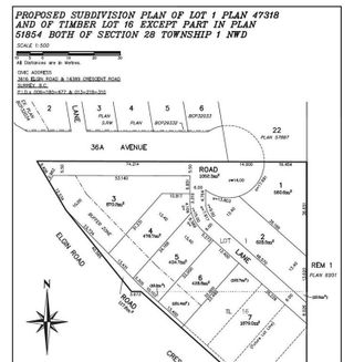 Photo 3: 14371 CRESCENT Road in Surrey: Elgin Chantrell Land for sale (South Surrey White Rock)  : MLS®# R2408400