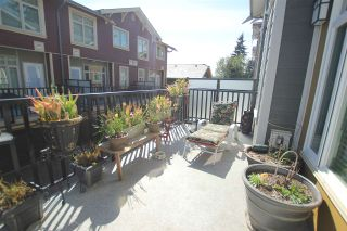 """Photo 14: 109 801 RODERICK Avenue in Coquitlam: Coquitlam West Townhouse for sale in """"VILLAGE AT BLUE MOUNTAIN"""" : MLS®# R2061786"""