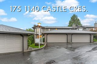 """Photo 1: 175 1140 CASTLE Crescent in Port Coquitlam: Citadel PQ Townhouse for sale in """"The Uplands"""" : MLS®# R2619994"""
