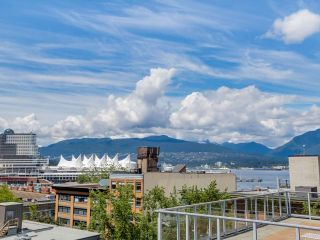 """Photo 1: PH3 36 WATER Street in Vancouver: Downtown VW Condo for sale in """"TERMINUS"""" (Vancouver West)  : MLS®# R2082070"""