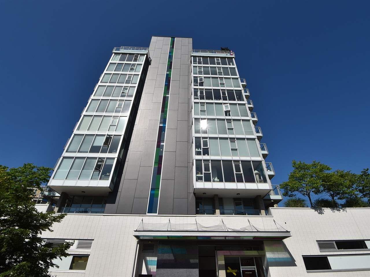 "Main Photo: 502 2770 SOPHIA Street in Vancouver: Mount Pleasant VE Condo for sale in ""STELLA"" (Vancouver East)  : MLS®# R2184173"