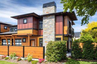 Photo 3: 2290 Estevan Ave in Oak Bay: OB Estevan Half Duplex for sale : MLS®# 837922