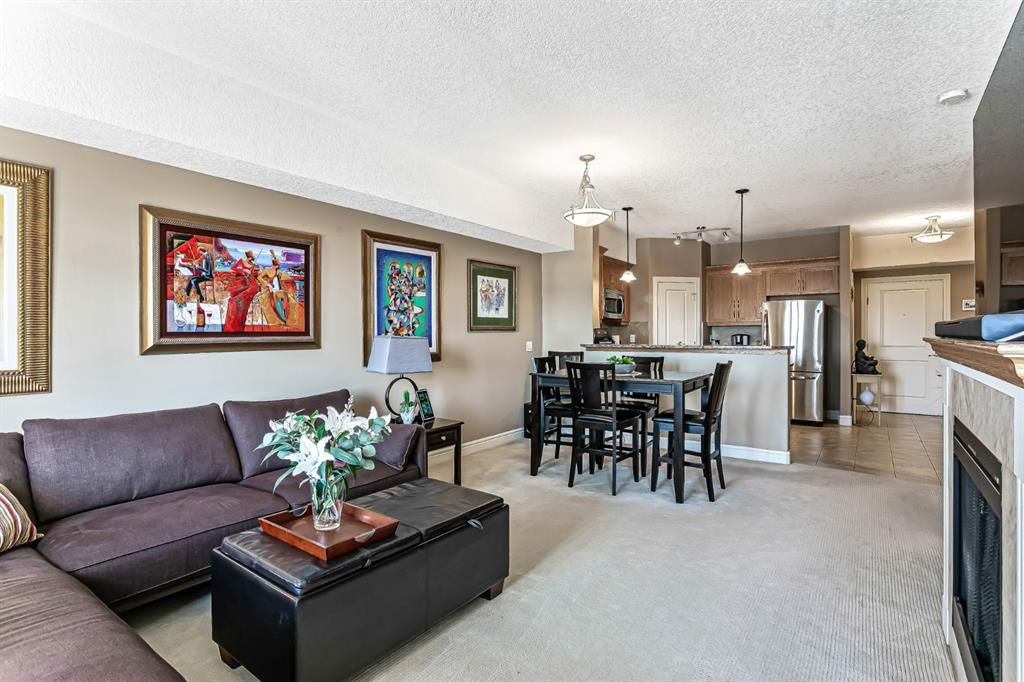 Photo 14: Photos: 1445 2330 FISH CREEK Boulevard SW in Calgary: Evergreen Apartment for sale : MLS®# A1082704